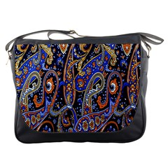 Pattern Color Design Texture Messenger Bags