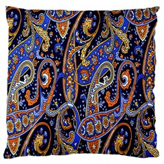 Pattern Color Design Texture Large Cushion Case (One Side)