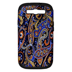 Pattern Color Design Texture Samsung Galaxy S III Hardshell Case (PC+Silicone)