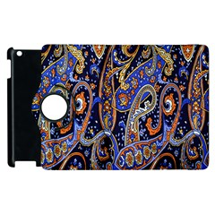 Pattern Color Design Texture Apple Ipad 3/4 Flip 360 Case