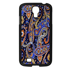 Pattern Color Design Texture Samsung Galaxy S4 I9500/ I9505 Case (Black)