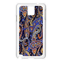 Pattern Color Design Texture Samsung Galaxy Note 3 N9005 Case (White)