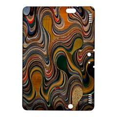 Swirl Colour Design Color Texture Kindle Fire HDX 8.9  Hardshell Case