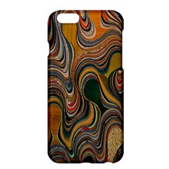 Swirl Colour Design Color Texture Apple iPhone 6 Plus/6S Plus Hardshell Case