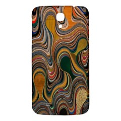 Swirl Colour Design Color Texture Samsung Galaxy Mega I9200 Hardshell Back Case