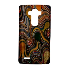 Swirl Colour Design Color Texture Lg G4 Hardshell Case