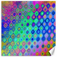 Background Texture Pattern Colorful Canvas 12  X 12