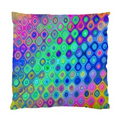 Background Texture Pattern Colorful Standard Cushion Case (One Side)