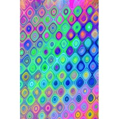 Background Texture Pattern Colorful 5.5  x 8.5  Notebooks