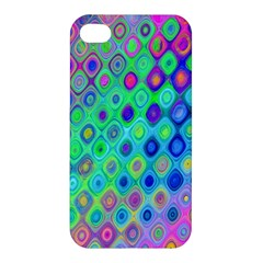 Background Texture Pattern Colorful Apple iPhone 4/4S Hardshell Case
