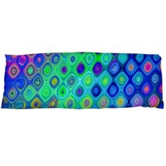 Background Texture Pattern Colorful Body Pillow Case Dakimakura (two Sides)