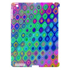 Background Texture Pattern Colorful Apple Ipad 3/4 Hardshell Case (compatible With Smart Cover)