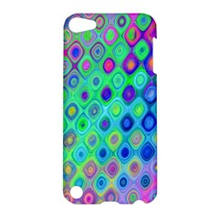 Background Texture Pattern Colorful Apple iPod Touch 5 Hardshell Case