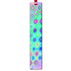 Background Texture Pattern Colorful Large Book Marks