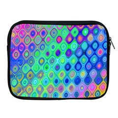 Background Texture Pattern Colorful Apple iPad 2/3/4 Zipper Cases