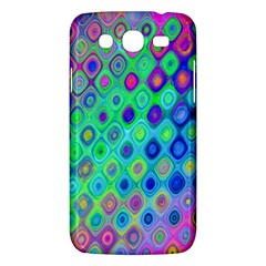 Background Texture Pattern Colorful Samsung Galaxy Mega 5.8 I9152 Hardshell Case