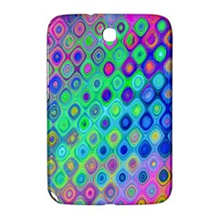 Background Texture Pattern Colorful Samsung Galaxy Note 8.0 N5100 Hardshell Case