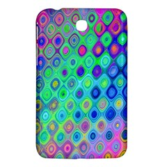 Background Texture Pattern Colorful Samsung Galaxy Tab 3 (7 ) P3200 Hardshell Case