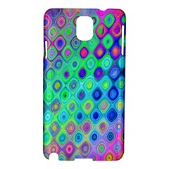 Background Texture Pattern Colorful Samsung Galaxy Note 3 N9005 Hardshell Case