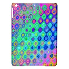 Background Texture Pattern Colorful iPad Air Hardshell Cases