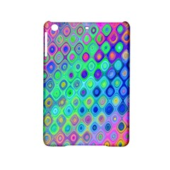 Background Texture Pattern Colorful iPad Mini 2 Hardshell Cases