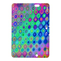 Background Texture Pattern Colorful Kindle Fire HDX 8.9  Hardshell Case