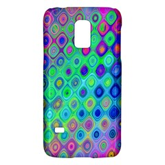 Background Texture Pattern Colorful Galaxy S5 Mini