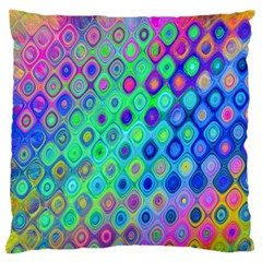 Background Texture Pattern Colorful Standard Flano Cushion Case (Two Sides)