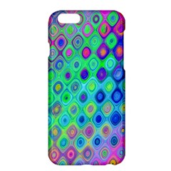 Background Texture Pattern Colorful Apple Iphone 6 Plus/6s Plus Hardshell Case
