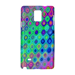 Background Texture Pattern Colorful Samsung Galaxy Note 4 Hardshell Case