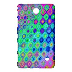 Background Texture Pattern Colorful Samsung Galaxy Tab 4 (7 ) Hardshell Case