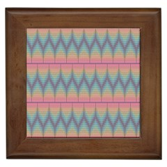 Pattern Background Texture Colorful Framed Tiles