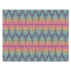 Pattern Background Texture Colorful Rectangular Jigsaw Puzzl