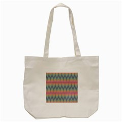 Pattern Background Texture Colorful Tote Bag (cream)