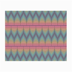 Pattern Background Texture Colorful Small Glasses Cloth