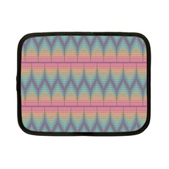 Pattern Background Texture Colorful Netbook Case (Small)
