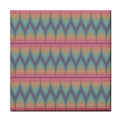Pattern Background Texture Colorful Face Towel