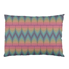Pattern Background Texture Colorful Pillow Case