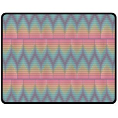 Pattern Background Texture Colorful Fleece Blanket (medium)