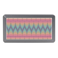 Pattern Background Texture Colorful Memory Card Reader (Mini)