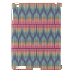 Pattern Background Texture Colorful Apple iPad 3/4 Hardshell Case (Compatible with Smart Cover)