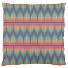 Pattern Background Texture Colorful Large Cushion Case (Two Sides)