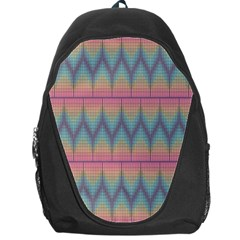 Pattern Background Texture Colorful Backpack Bag