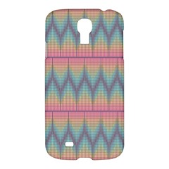 Pattern Background Texture Colorful Samsung Galaxy S4 I9500/I9505 Hardshell Case