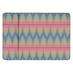 Pattern Background Texture Colorful Samsung Galaxy Tab 8.9  P7300 Flip Case