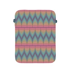 Pattern Background Texture Colorful Apple iPad 2/3/4 Protective Soft Cases