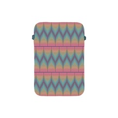 Pattern Background Texture Colorful Apple iPad Mini Protective Soft Cases