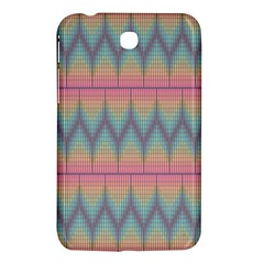 Pattern Background Texture Colorful Samsung Galaxy Tab 3 (7 ) P3200 Hardshell Case