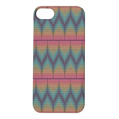 Pattern Background Texture Colorful Apple iPhone 5S/ SE Hardshell Case