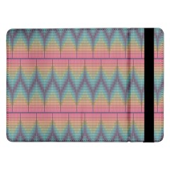 Pattern Background Texture Colorful Samsung Galaxy Tab Pro 12.2  Flip Case